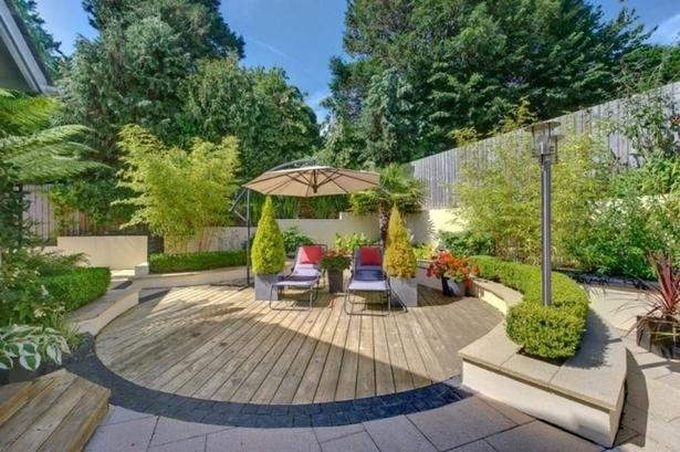 Garten neu gestalten günstig