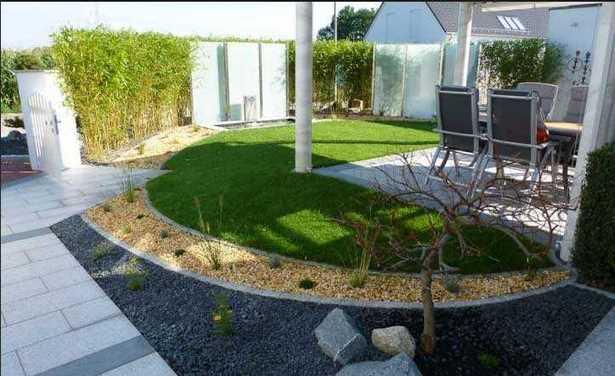 Garten Neu Gestalten Mit Kies
