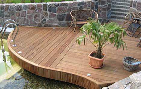 garten terrasse bauen. Black Bedroom Furniture Sets. Home Design Ideas