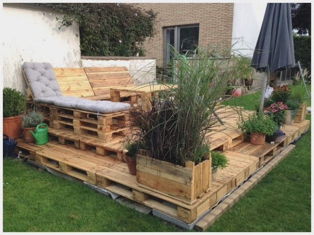 garten terrasse selber bauen. Black Bedroom Furniture Sets. Home Design Ideas