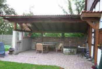 Garten terrasse selber bauen for Freisitz im garten anlegen