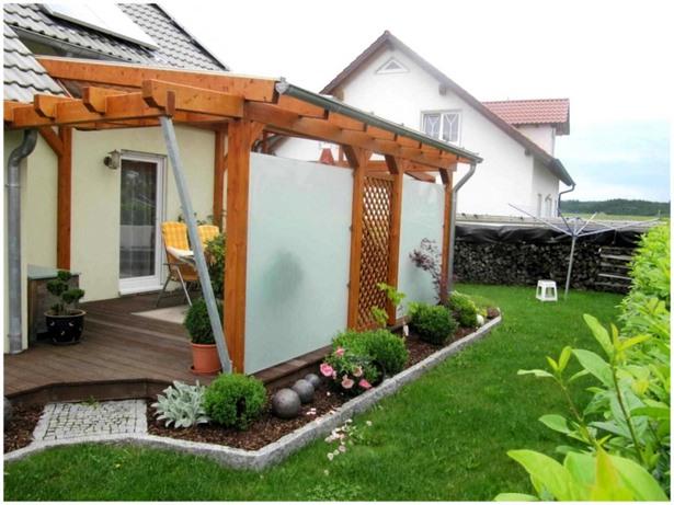 Garten Terrasse Selber Bauen