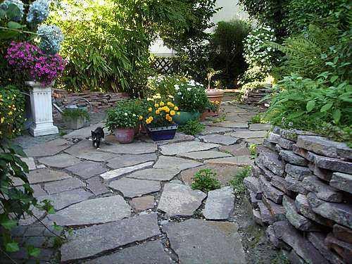 Gartengestaltung Ohne Rasenflache