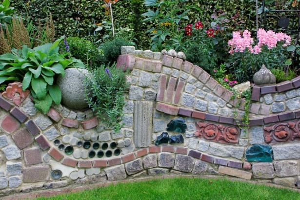 Gartensitzplatz selber machen