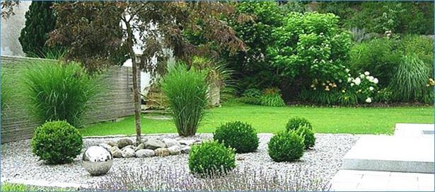 Grosser Garten Pflegeleicht