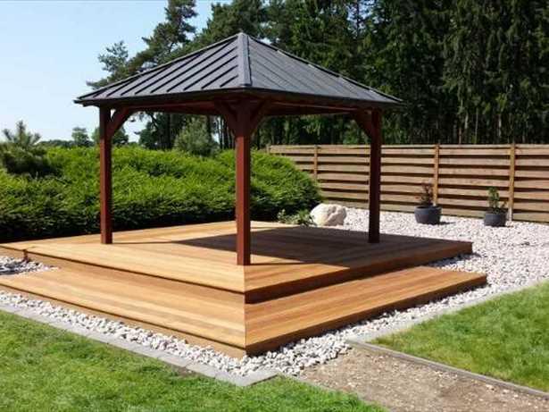 Holzterrassen Ideen