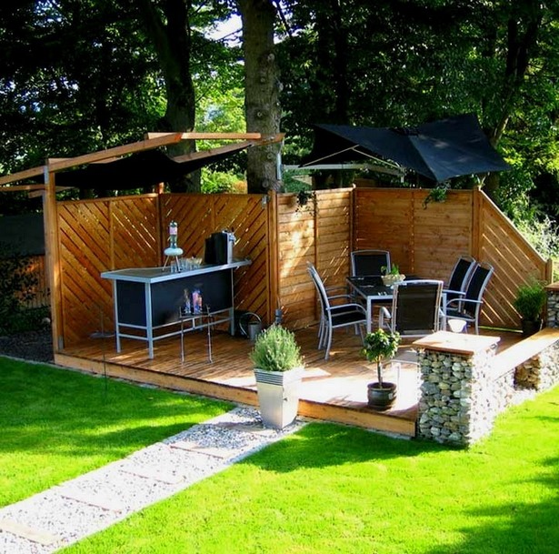 Ideen Fur Kleine Terrassen