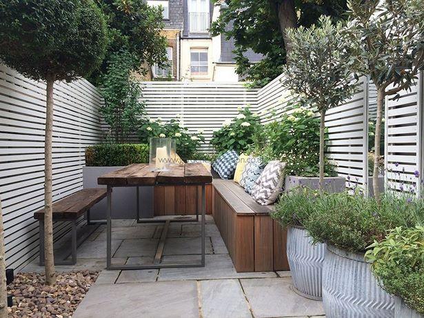 Kleine Terrassen Schön Gestalten