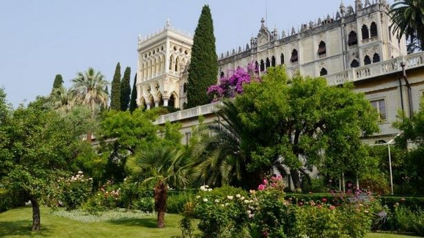 Mediterranen garten anlegen fotos - Garten mediterran ...