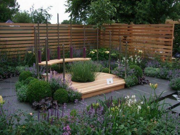 Sitzecke Im Garten Anlegen