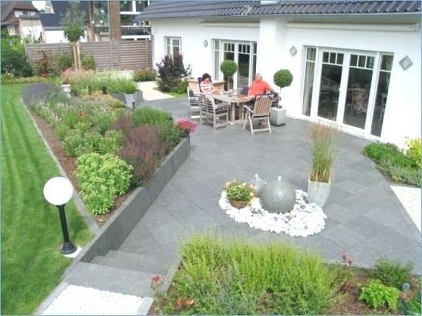 Vorgarten pflegeleicht gestalten for Vorgarten anlegen pflegeleicht