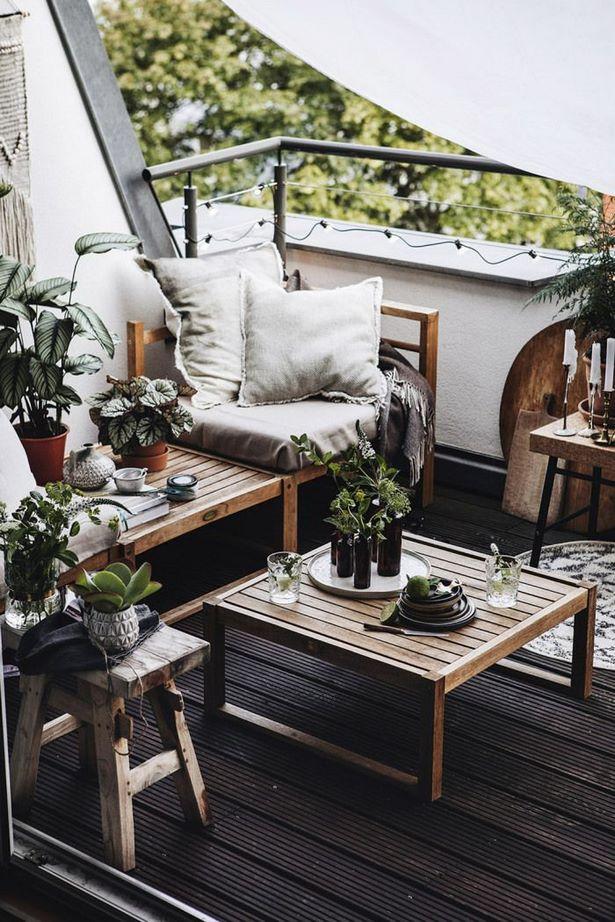 Balkonboden Ideen