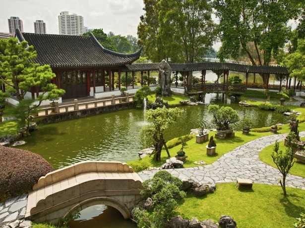 Zen Garten Anlegen Leichter Als Sie Denken: Chinesischer Garten Anlegen