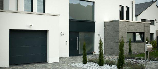 Deko Hauseingang Modern