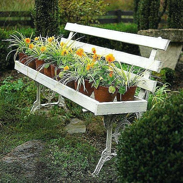 Deko Idee Garten