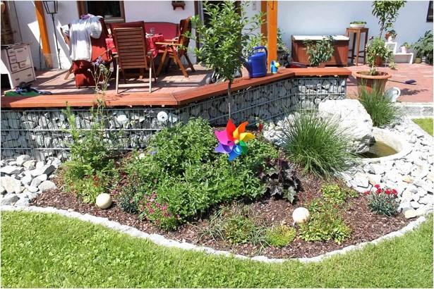 Garten g nstig selbst gestalten for Terrasse gunstig gestalten