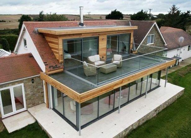 Haus Terrasse