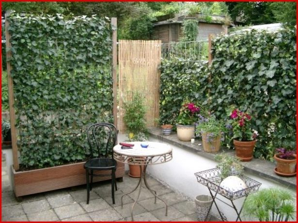 Ideen Balkon Sichtschutz