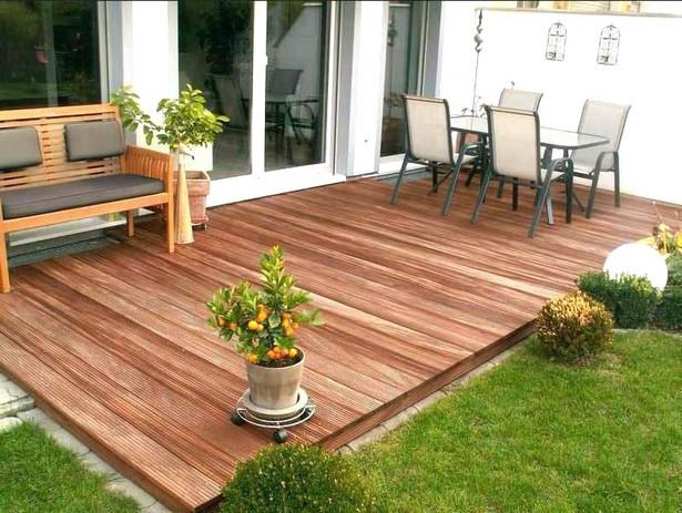 Terrassen Ideen Aus Holz