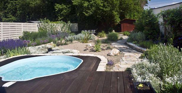 Terrassengestaltung Mit Pool