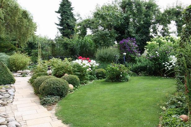 Welche pflanzen f r sonnigen vorgarten - Zierbaume fur den vorgarten ...