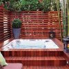 Jacuzzi outdoor holz