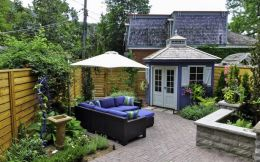 Pictures of small yard landscaping ideas