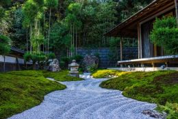 Japanese landscaping ideas for front yard