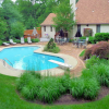 Landscaping around a pool ideas